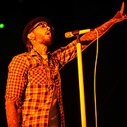 Travie McCoy, The Bamboozle 2011