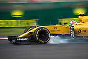 October 28, 2016: Mexican Grand Prix. Jolyon Palmer (GBR), Renault