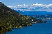 Lake Okanagan<br /> Kelowna<br /> British Columbia<br /> Canada