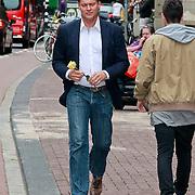 NLD/Amsterdam/20110722 - Afscheidsdienst voor John Kraaijkamp, Albert Verlinde
