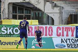Rudi Pozeg Vancas of NK Maribor during friendly football match between NK Maribor and NS Mura, on August 12, 2020 in Ljudski vrt Maribor, Slovenia. Photo by: Milos Vujinovic /Sportida