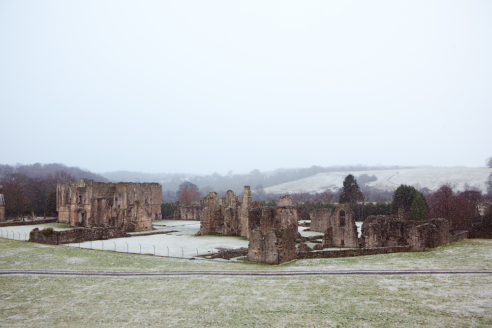 Easby Abbey, near Richmond in Yorkshire