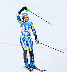 18.03.2011, Pista Silvano Beltrametti, Lenzerheide, SUI, FIS Ski Worldcup, Finale, Lenzerheide, Slalom Damen, im Bild Tina Maze (SLO) // Tina Maze (SLO) during Women´s Slalom, at Pista Silvano Beltrametti, in Lenzerheide, Switzerland, 18/03/2011, EXPA Pictures © 2011, PhotoCredit: EXPA/ J. Feichter