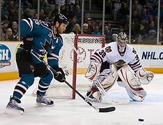 20091125 - Chicago Blackhawks at San Jose Sharks (NHL Hockey)