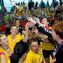 20090523: Handball - Finals of 1st Women League, RK Krim Mercator vs RK Olimpija
