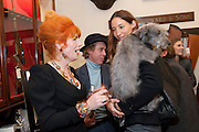 JUDITH WATT; JAMES BROWN; SARAH MURRAY, Judith Watt's Dogs in Vogue BOOK LAUNCH. James Purdey and Sons. 57-58 S. Audley St. London.