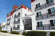 Adda and Paul Safran Senior Housing on the Ocean Front Walk in Venice Beach