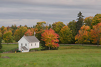 Farm, Peacham, Vermont