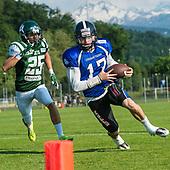 Luzern Lions vs Bienna Jets