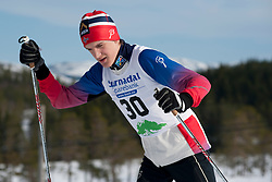 BIRKELUND Johannes, NOR, 2015 IPC Nordic and Biathlon World Cup Finals, Surnadal, Norway