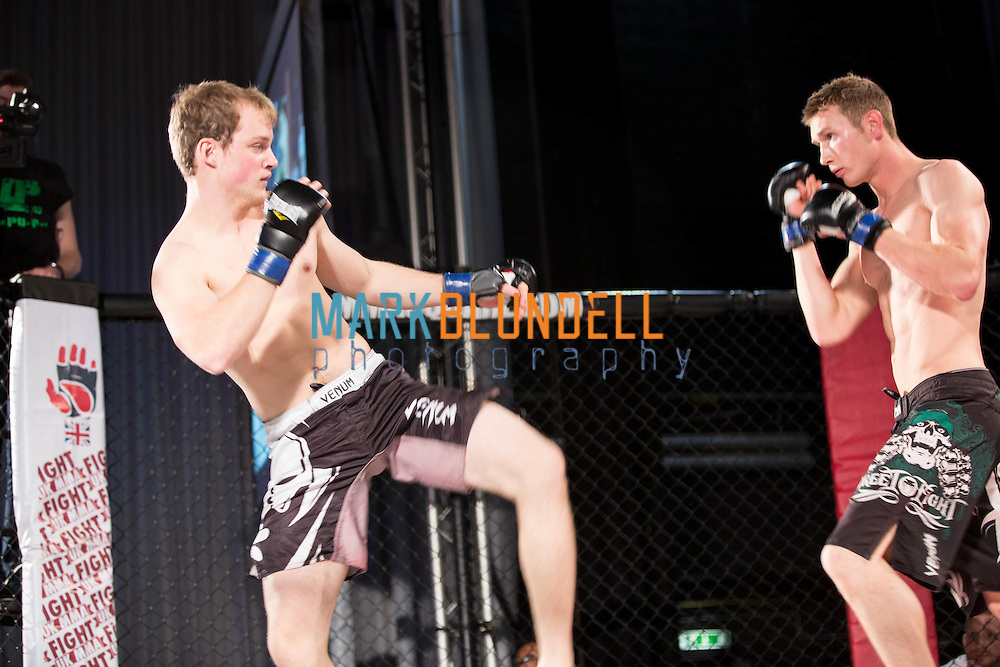 Dan Beckett vs. Luke Skillen