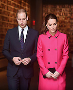 KATE & Prince William Visit September11 Memorial