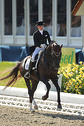 Reiser Yvonne, (GER), Bonard de Charry<br /> Nurnberger Burg-Pokal - St George Special<br /> Horses & Dreams meets Denmark - Hagen 2016<br /> © Hippo Foto - Stefan Lafrentz