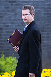 Downing Street, London, March 21st 2017. Attorney General Jeremy Wright attends the weekly cabinet meeting at 10 Downing Street.