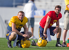 08/14/14 West Virginia Football Practice