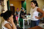 Comedor Popular.  Organizacion Femenina Popular