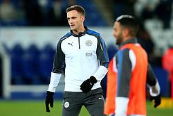 Andy King of Leicester City - Mandatory by-line: Robbie Stephenson/JMP - 28/11/2017 - FOOTBALL - King Power Stadium - Leicester, England - Leicester City v Tottenham Hotspur - Premier League