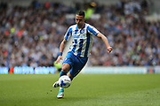 Brighton & Hove Albion central midfielder Beram Kayal (7) during the EFL Sky Bet Championship match between Brighton and Hove Albion and Wigan Athletic at the American Express Community Stadium, Brighton and Hove, England on 17 April 2017.