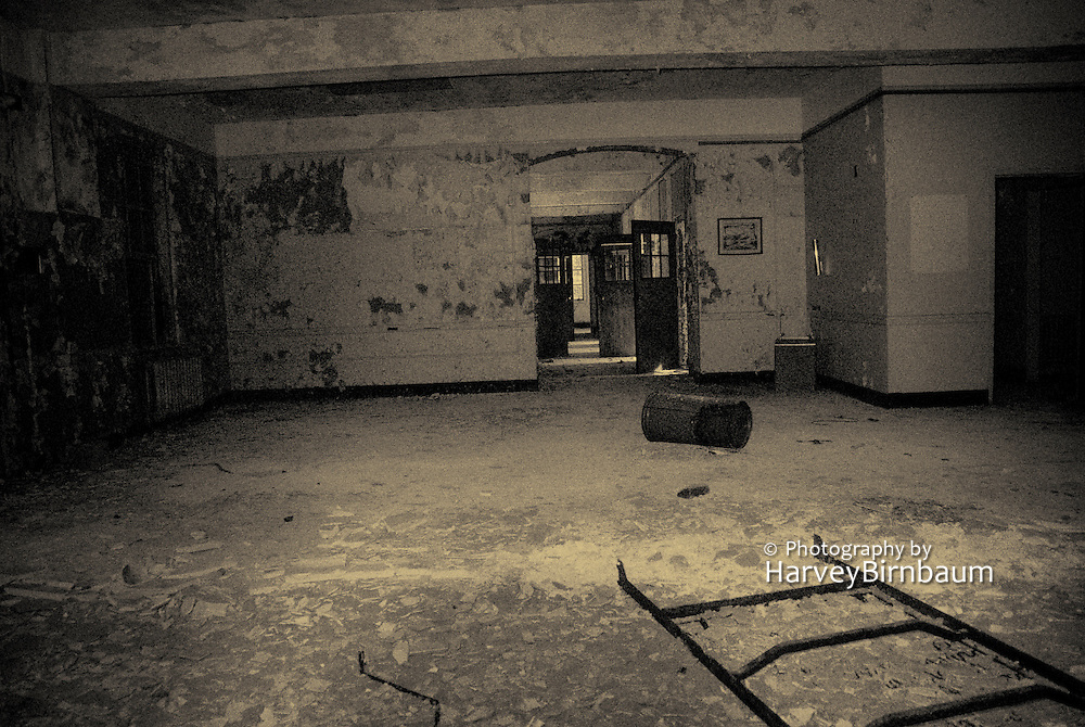 By 1954 Kings Park Psychiatric Center had over 9,300 patients. The incentive to decentralize psychiatric patients into community facilities combined with drug therapy dramatically reduced the need for the large psychiatric hospital. By the 1980's Kings Park Psychiatric Center was a shell of its former self with many of its buildings becoming abandoned In 1996 Kings Park Psychiatric Center closed its doors.