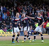 27-04-2013 Dundee v Hearts