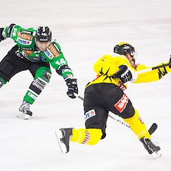 20131008: SLO, Ice Hockey - EBEL League, HDD Telemach Olimpija vs EV Vienna Capitals