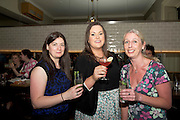 Breege Lynch, gobs, Anna McDonagh, Anna MUA and Brenda O'Sullivan gobs at the launch of Quickest Fox Marketing's latest Twitter sensation #galwayhour took place at the the Gaslight Bar & Brasserie at Hotel Meyrick.  Photo:Andrew Downes.