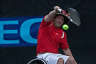 Saturday matches for the 30th Annual Texas Open Wheelchair Championship