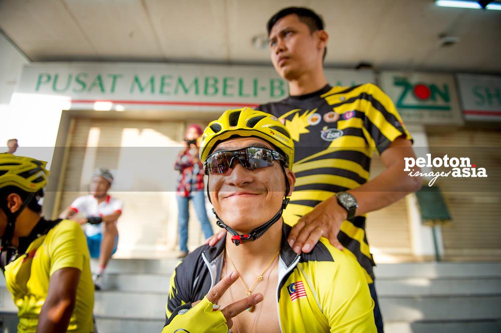 Le Tour de Langkawi 2015/ Stage1/ Langkawi - Pantai Cenang / Malaysia / Loh Sea Keong