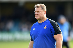 Bath Rugby Assistant Coach Neal Hatley looks on during the pre-match warm-up - Mandatory byline: Patrick Khachfe/JMP - 07966 386802 - 16/11/2019 - RUGBY UNION - The Recreation Ground - Bath, England - Bath Rugby v Ulster Rugby - Heineken Champions Cup
