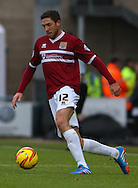 Picture by David Horn/Focus Images Ltd +44 7545 970036<br /> 16/11/2013<br /> Ben Tozer of Northampton Town during the Sky Bet League 2 match at Sixfields Stadium, Northampton.