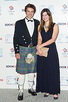 Tim Baillie, British Olympic Ball, Dorchester (Opal Room), London UK, 30 October 2013, Photo by Raimondas Kazenas