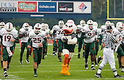 Duke vs Miami Football<br /> Durham NC<br /> Oct 18th 2008