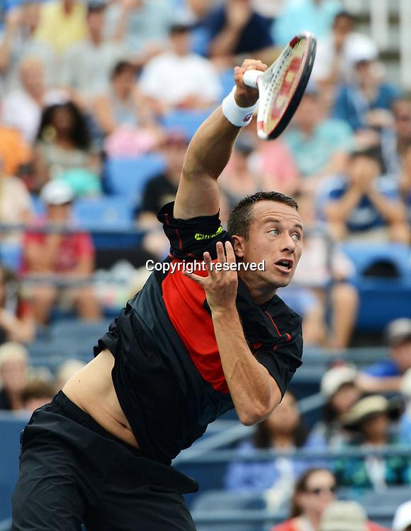 30.08.2014. Flushing Meadows, New York, USA. US Open tennis championships.  Philipp Kohlschreiber (GER)