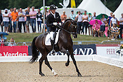Thomas Sigtenbjerggaard - Sir Donnerhall II<br /> FEI World Breeding Dressage Championships for Young Horses 2012<br /> © DigiShots