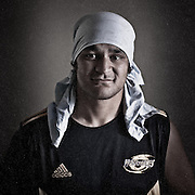 All Blacks and Hurricanes rugby star Piri Weepu, for Rebel Sports and Super 14 Rugby. Agency: Ogilvy NZ.