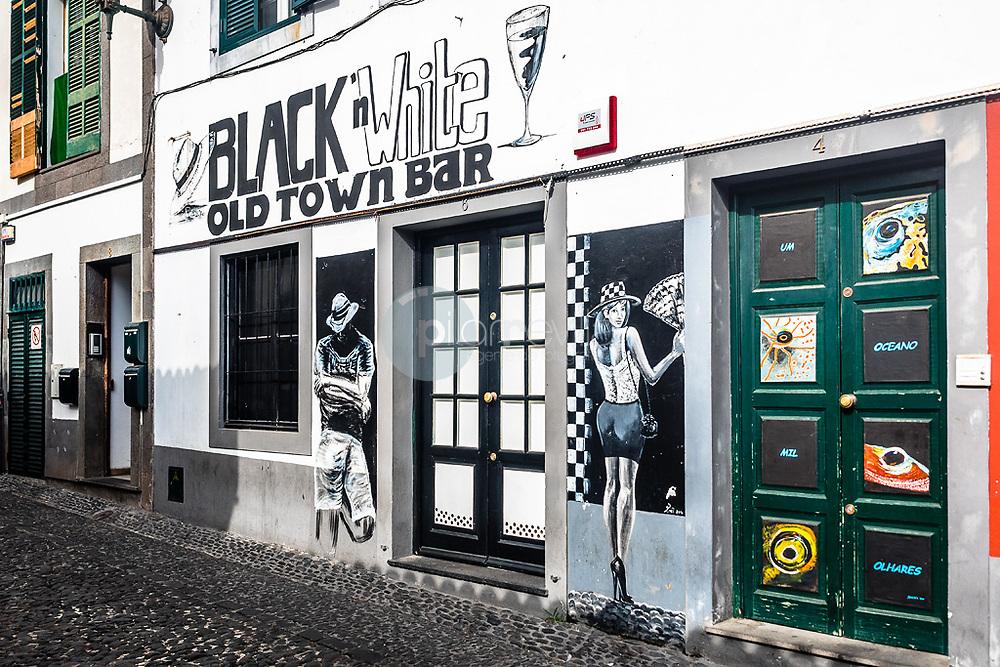 Bar at Funchal, Madeira ©Javier Abad / PILAR REVILLA