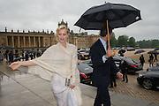 EVA HERZIGOVA, Dior presentation of the Cruise 2017 collection. Blenheim Palace, Woodstock. 31 May 2016