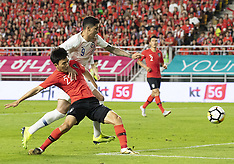 South Korea v Chile - 11 Sept 2018