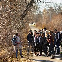 2017 UWL Fall Environmental Studies Marsh