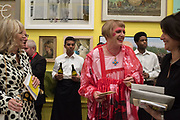 GRAYSON PERRY, RA Annual dinner 2018. Piccadilly, 5 June 2018.