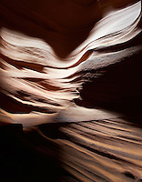 Upper Antelope Canyon, Page Arizona. Image taken with a Nikon D3 camera and 14-24 mm f/2.8 lens (ISO 200, 24 mm, f/16, 10 sec). Image processed with Capture One Pro.