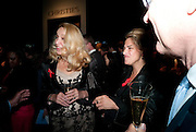 JERRY HALL; TRACEY EMIN, The Lighthouse Gala auction in aid of the Terrence Higgins Trust. Christies. London. 19 March 2012.