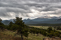 Springtime storm clouds over Rocky Mountain National Park. Image taken with a Nikon D2xs camera and 17-55 mm f/2.8 lens (ISO 100, 17 mm, f/5.6, 1/250 sec).