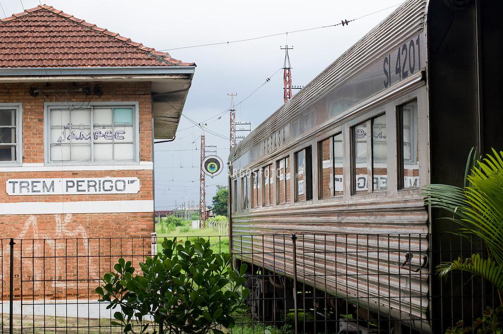 Antiga estacao de trem de Campinas // Old train station of Campinas, Sao Paulo - Brazil. 2013