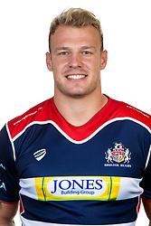 Mitch Eadie of Bristol Rugby - Rogan Thomson/JMP - 22/08/2016 - RUGBY UNION - Clifton Rugby Club - Bristol, England - Bristol Rugby Media Day 2016/17.