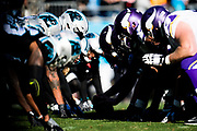 December 10, 2017: Minnesota vs Carolina. Vikings vs Panthers