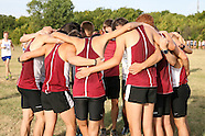 OC Men's Cross Country UCO Land Run - 9/5/2015