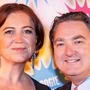 NLD/Amsterdam20151111 - Premiere Priscilla, Queen of the Desert, Erwin van Lambaart en partner Pien