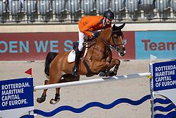 Schuttert Frank, NED, First Lady G<br /> European Championship Jumping<br /> Rotterdam 2019<br /> © Hippo Foto - Dirk Caremans