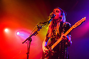 Wolf Alice performs at The Crocodile on Tuesday, May 12, 2015.